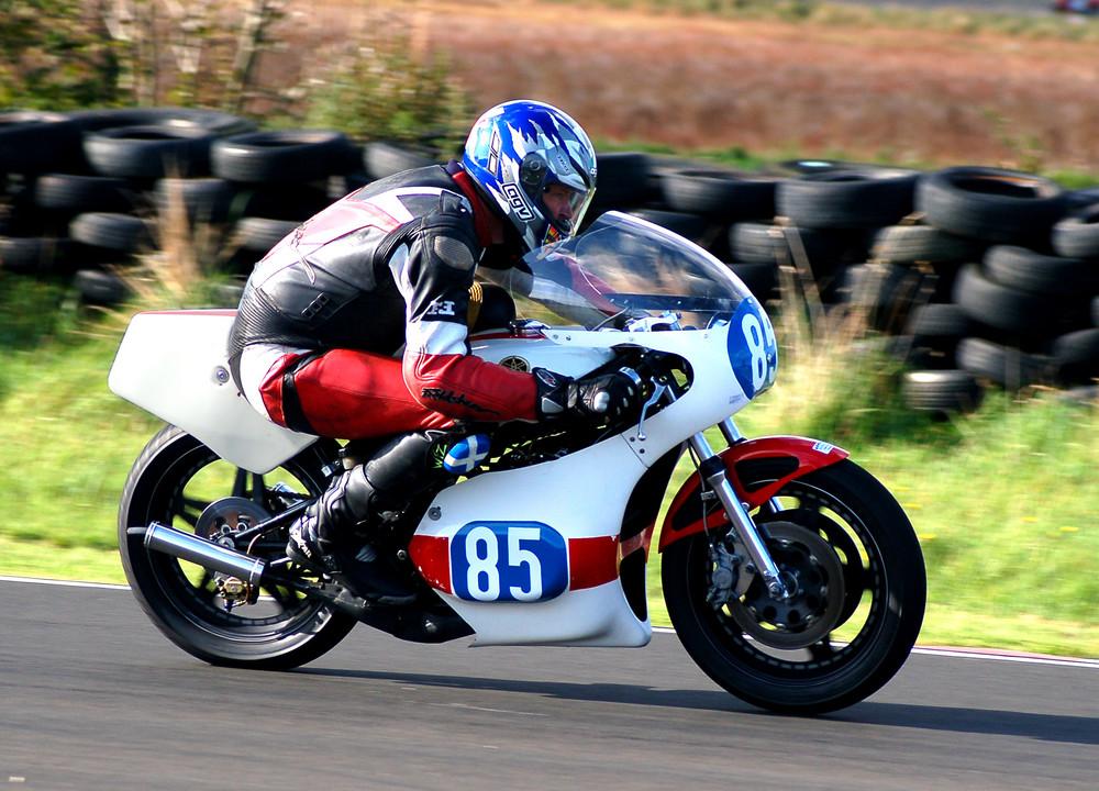 Yamaha TZ 350 Racer