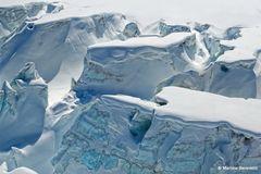 Yanert Glacier, Alaska