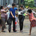 Yangon Water Festival 2