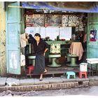 YANGOON: BARBER SHOP
