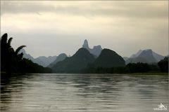 Yangshuo (Guilin) - La rivière Li