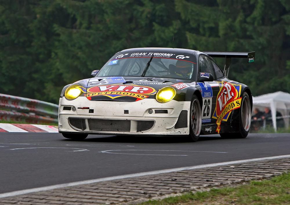YAP - Yet another Porsche