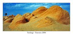 Yardangs #2