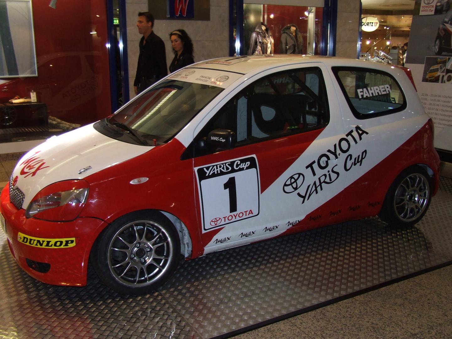 Yaris Cup 2006 Modell