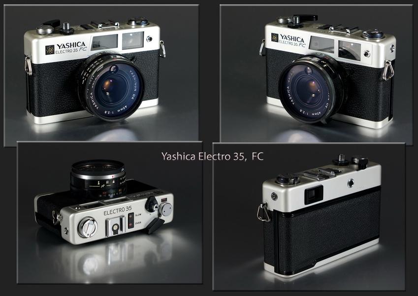 Yashica Electro 35, FC