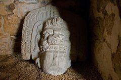Yaxchilan - Das Gegenteil von Kopflos