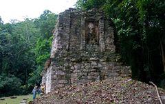 Yaxchilan - Die Südlliche Akropolis
