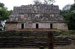 Yaxchilan - Templo Mayor