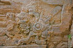 Yaxchilan - Zum Rätseln