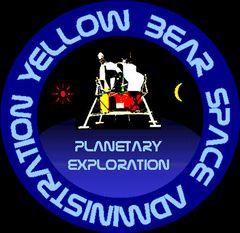 YBSA Planetary Exploration Insignia