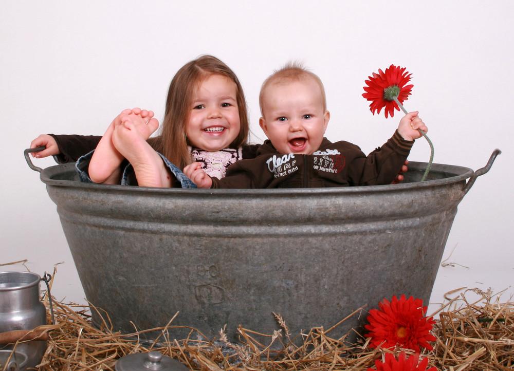 Yeah - wir lieben fotografieren, Mama!!!!!!