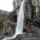 Yeguamea Wasserfall