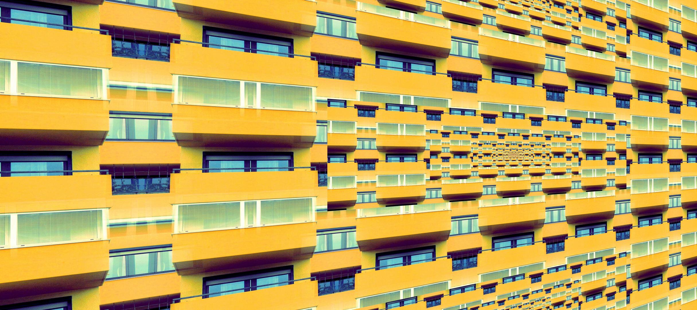 Yellow Apartments