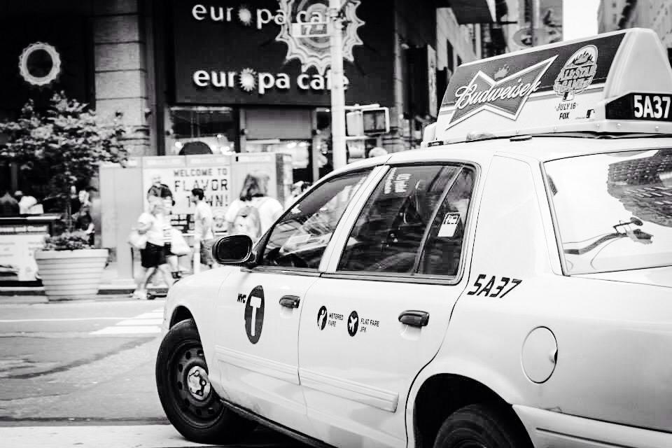Yellow Cab...