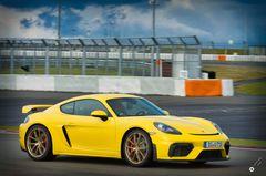 Yellow Car ...