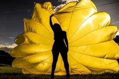 Yellow Chute