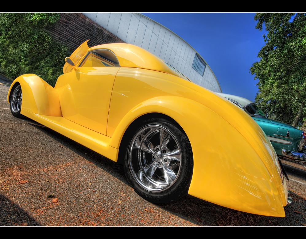 Yellow Custom