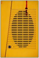 Yellow TV blood
