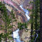 Yellowstone Canyon, USA