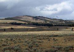 Yellowstone im September, Bild 1