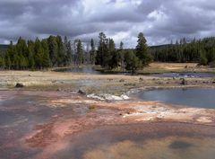 Yellowstone im September, Bild 10