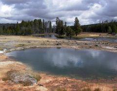Yellowstone im September, Bild 9