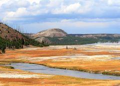Yellowstone NP - Snake River