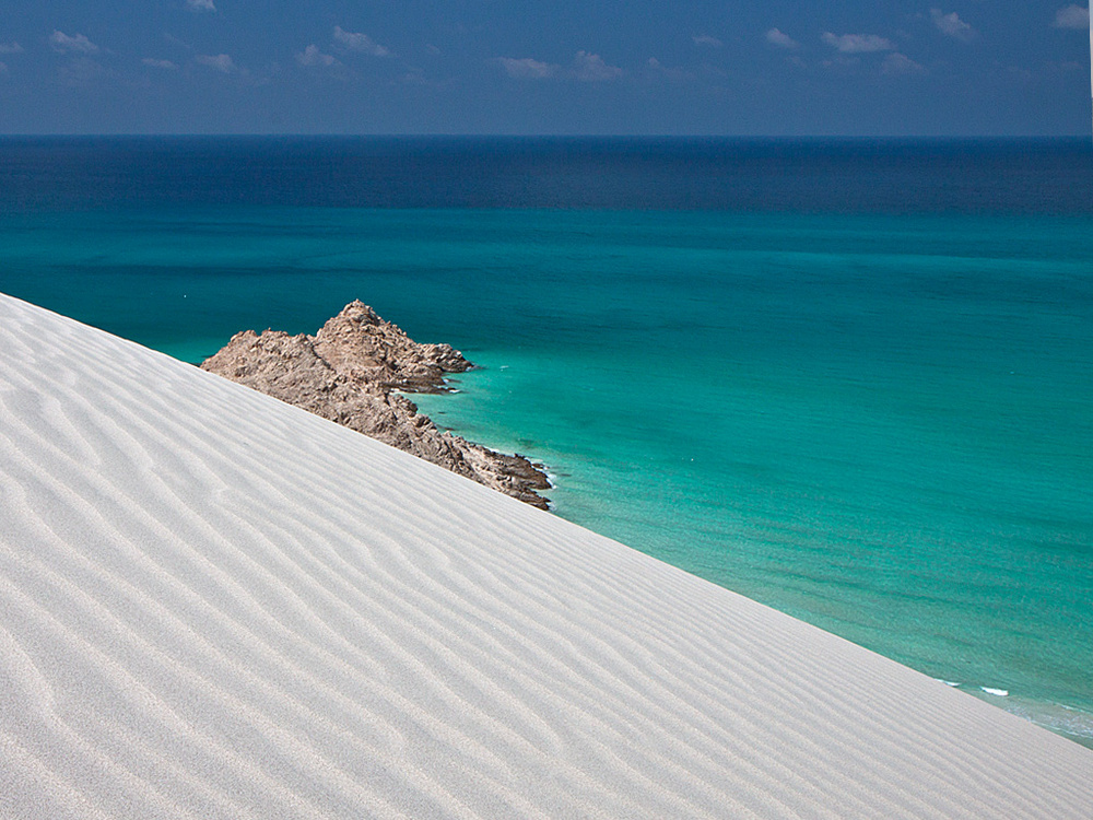 YEMEN | Socotra | Detwah Lagoon
