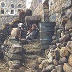 Yemen - una famigliola