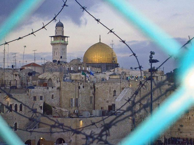 Yerushalayim November 2002