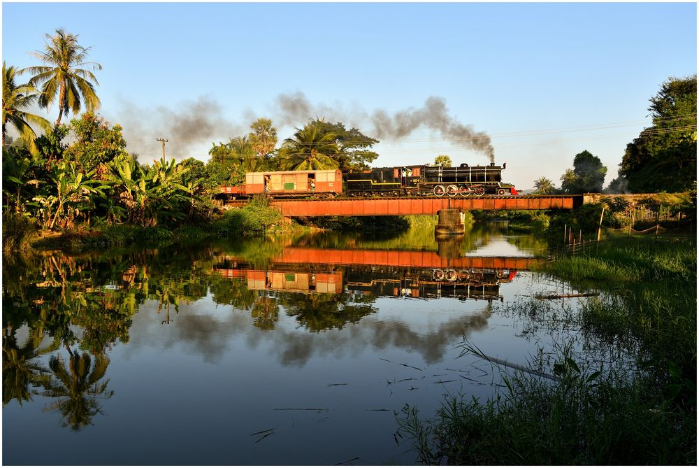 Yinnyein River Bridge