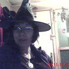 Yo, de brujilla Noche de Hallowen 2011 Chile_03