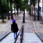 Yo en París.