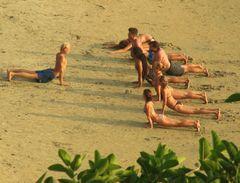Yoga für Gestrandete
