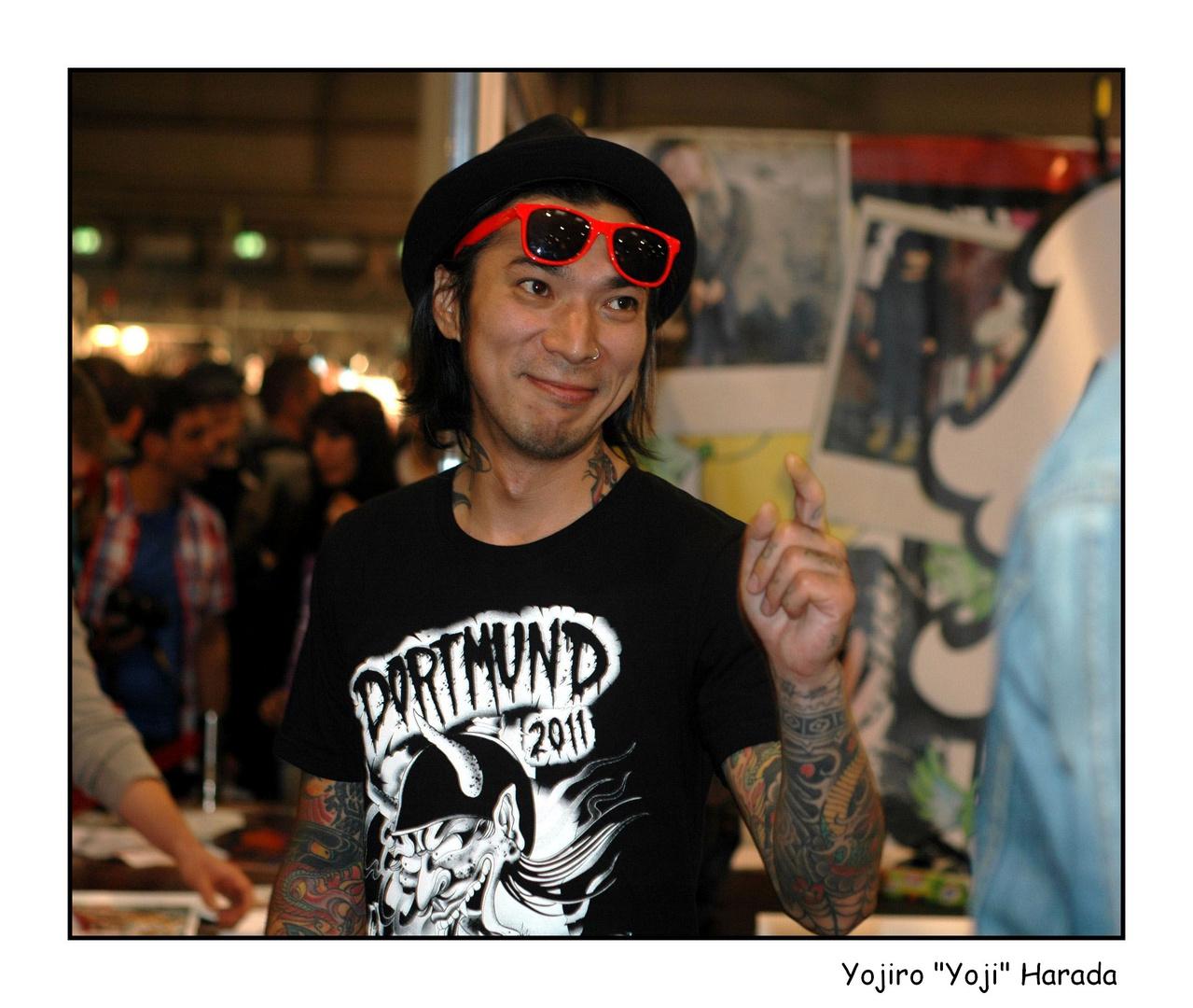 """Yojiro """"Yoji"""" Harada 3"""