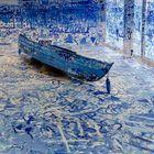 Yoko Ono Add Color (Refugee Boat) unterm Dortmunder U