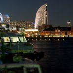 Yokohama seaport