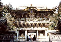 Yomeinon-Tor in Nikko