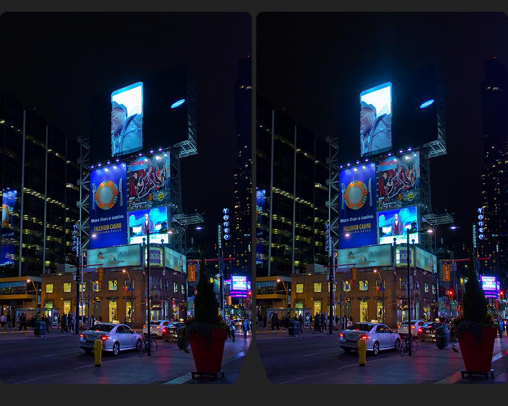 Yonge-Dundas Square 3-D
