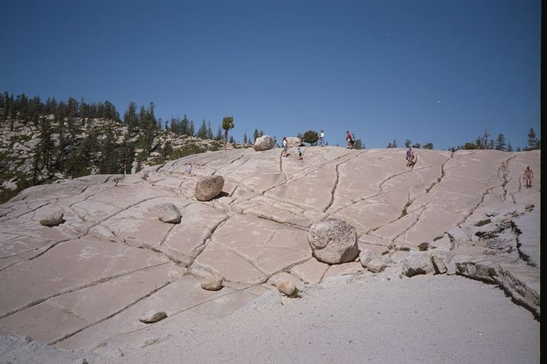 Yosemite Mountains - Yosemite NP - California