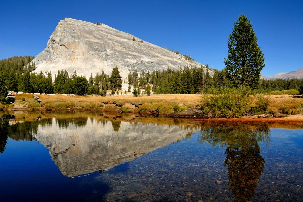 Yosemite Nationalpark - Lembert Dome