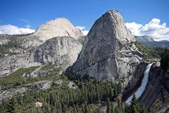 Yosemite NP: Nevada Fall