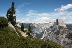 Yosemite Valley mit Half Dome