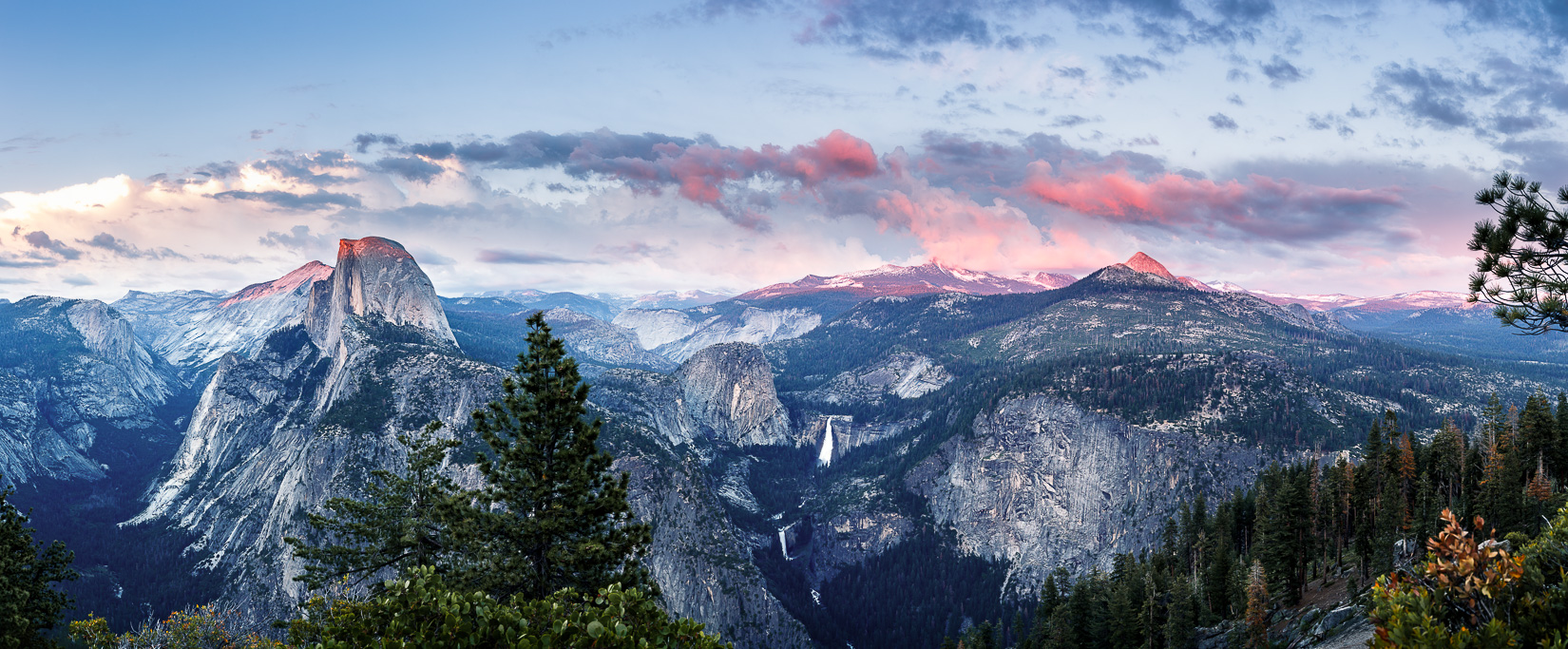 Yosemite Vista | Glacier Point