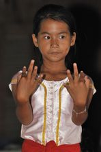 Young Apsara Dancer 1