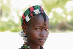 young girl Banna