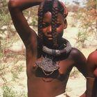 Young Ovahimba Girl
