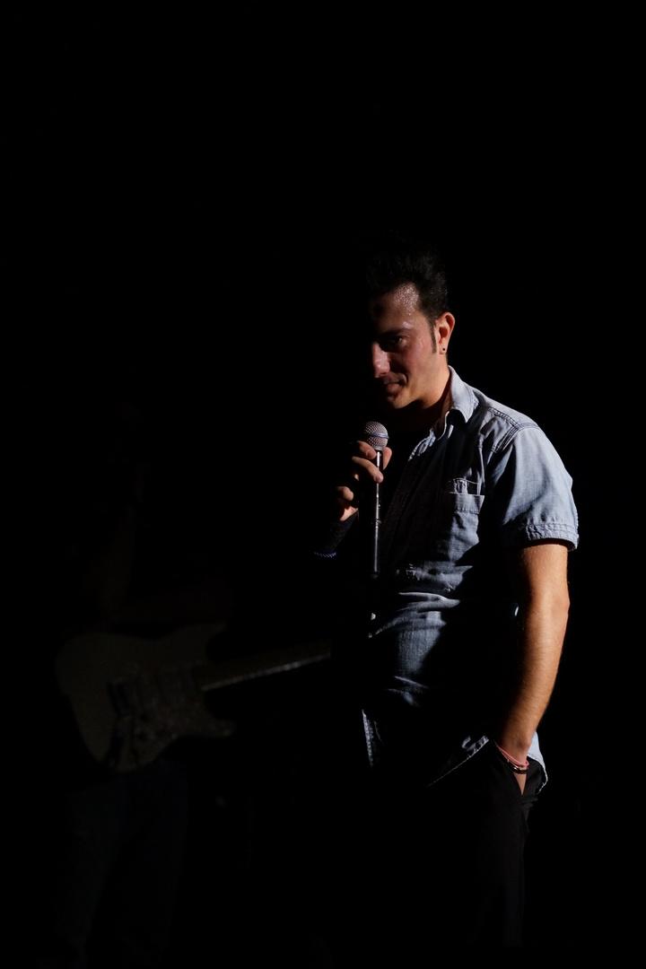 Youri Menna 2 live, Berlin 2013
