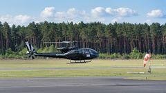 YU-HVZ Eurocopter Gazelle-SA 341