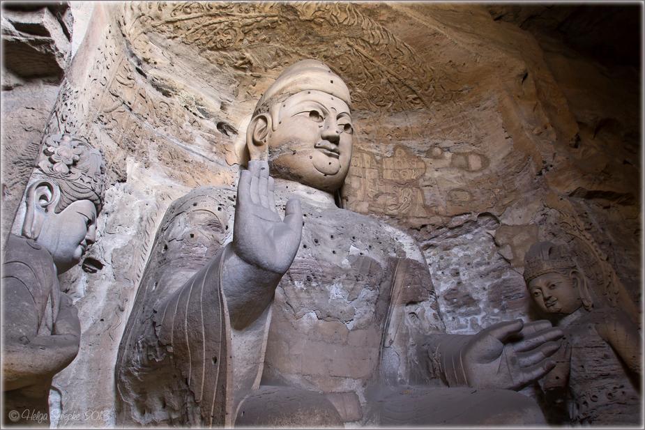 Yungang-Grotten #1
